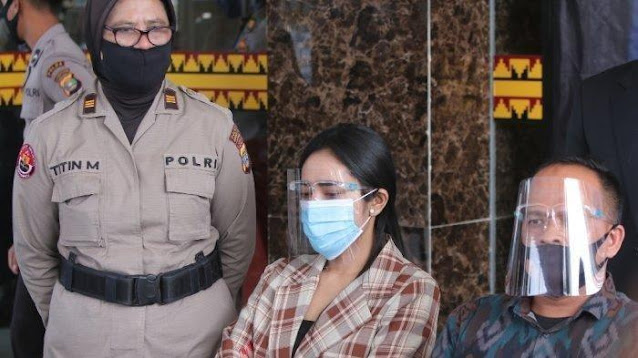 Polisi Bekuk Bos Muncikari Prostitusi Artis Vernita Syabilla