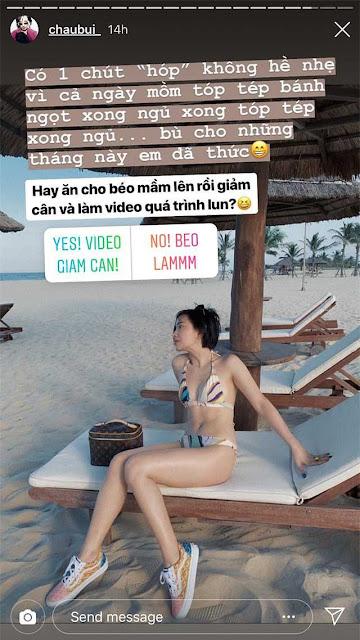 Hot girl Việt đua nhau khoe dáng gợi cảm trên bãi biển mùa hè