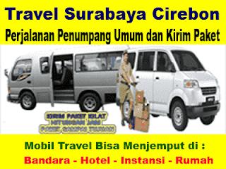 Tujuan Travel surabaya cirebon