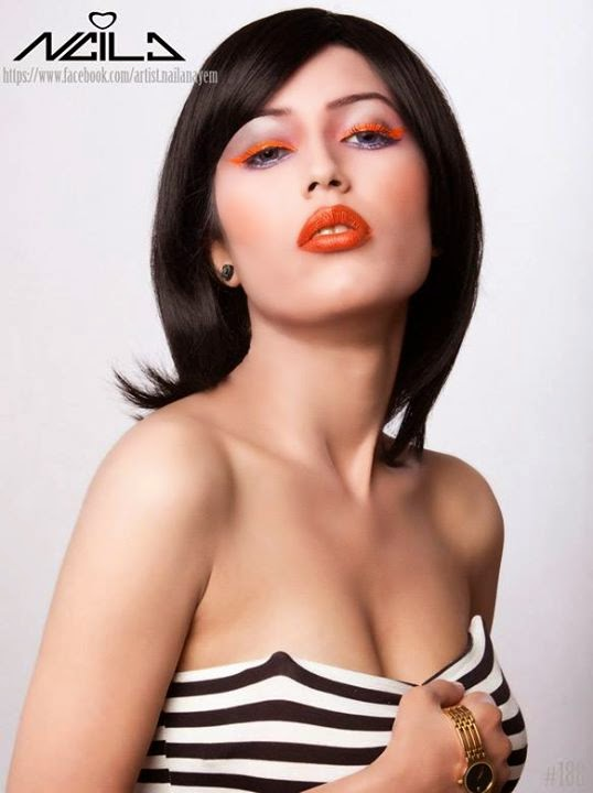 Bangladeshi hot model naila nayem