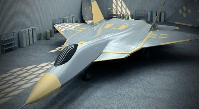 HAL অ্যাডভান্স মিডিয়াম কমব্যাট এয়ারক্রাফট (AMCA, 5th Generation Fighter Aircraft – IAF)