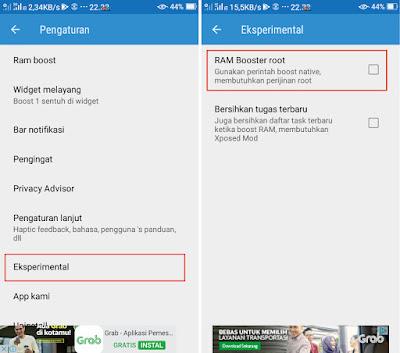 Cara Mudah Menambah RAM Android Dengan Smart Booster Pro