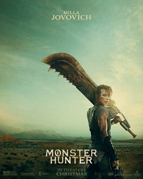 Monster Hunter le film, au cinéma le 28 avril 2021