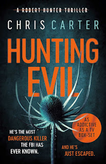 Hunting Evil by Chris Carter book cover