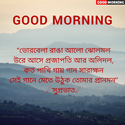 best good morning images in bengali quotes