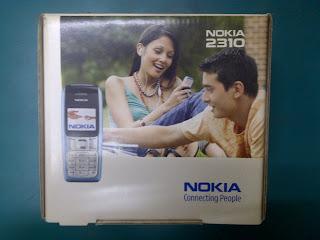 Dus Nokia 2310 Seken