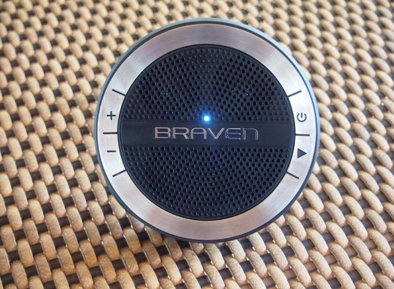 Braven Mira Wireless Speaker Review: Wet and Loud