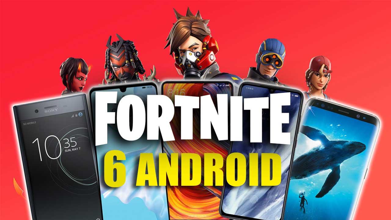 Los 6 Telefonos Android Mas Baratos Para Jugar Fortnite En 2020