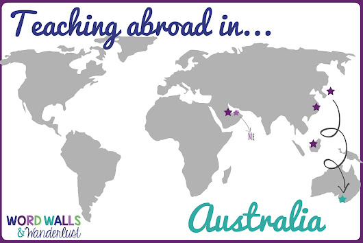 Teaching Abroad in Australia: Guest Post from Jenny