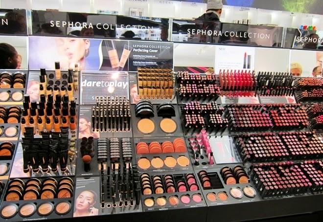 Maquiagem Sephora New York