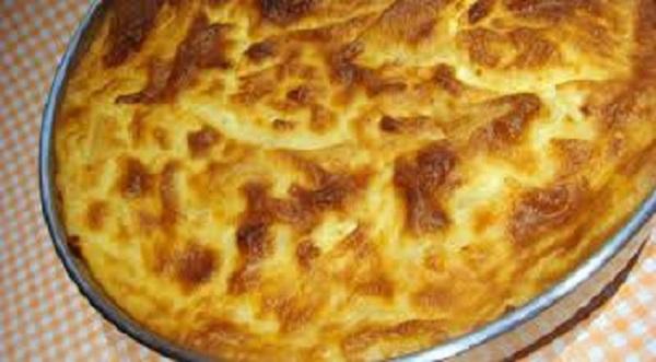 Παστίτσιο με μπεσαμέλ γιαουρτιού