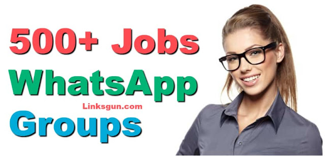 jobs whatsapp group links linksgun.com