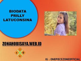 PROFIL : PRILLY LATUCONSINA