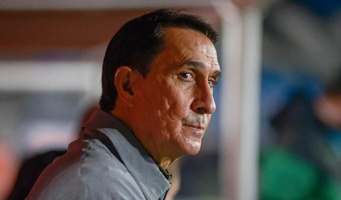 Confía en la remontada: Las palabras de Alexandre Guimaraes tras la dura derrota de Atlético Nacional ante Libertad