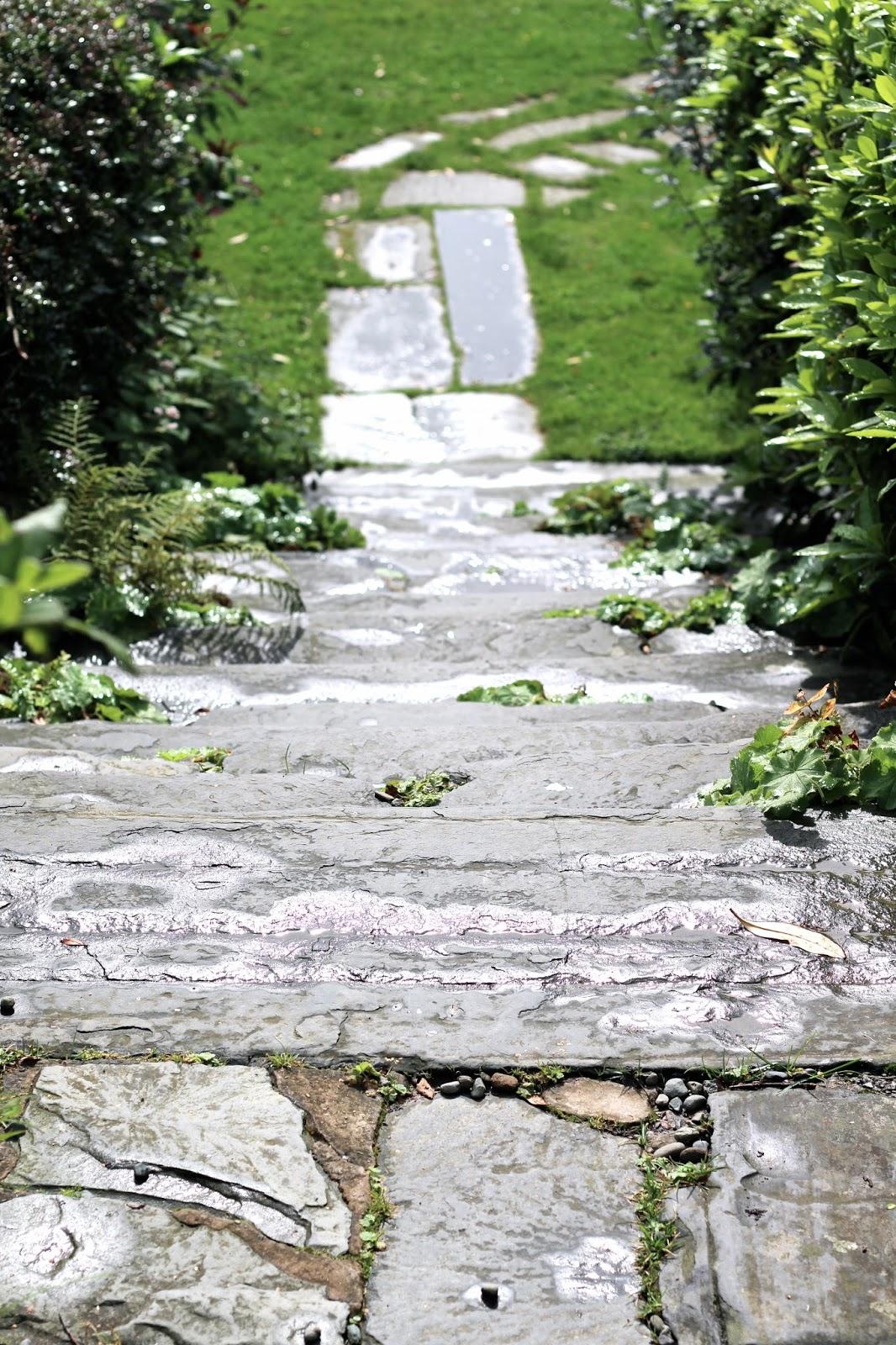 Garden of poet William Wordsworth