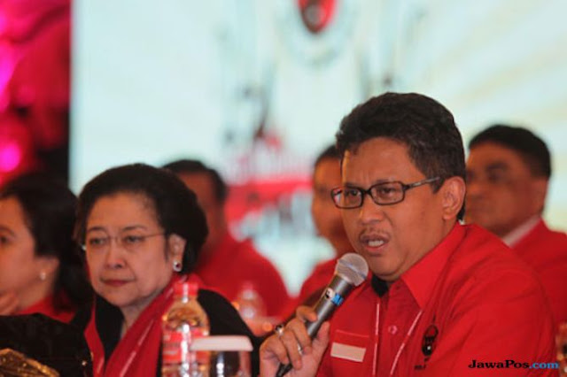 Kata Hasto, Begini Ciri-Ciri Cawapres Jokowi di Pilpres 2019