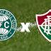 Onde assistir Coritiba x Fluminense, pela TV ou Internet