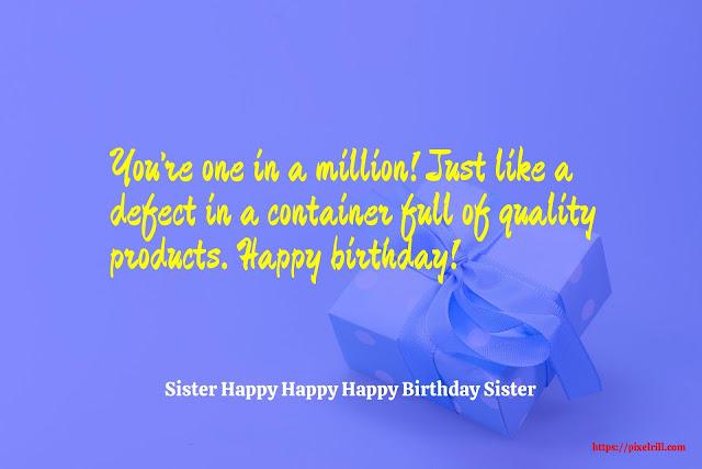 Ecards Birthday for Sister