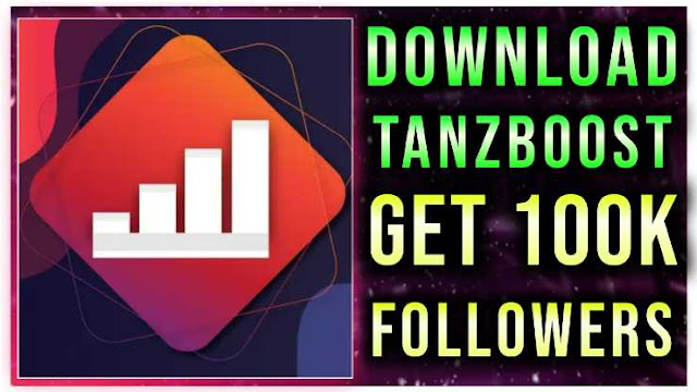 TanZboost App - How To Download TanZboost App