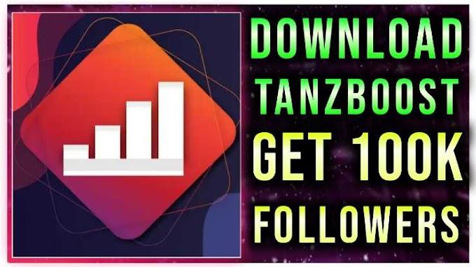 TanZboost App - How To Download TanZboost App