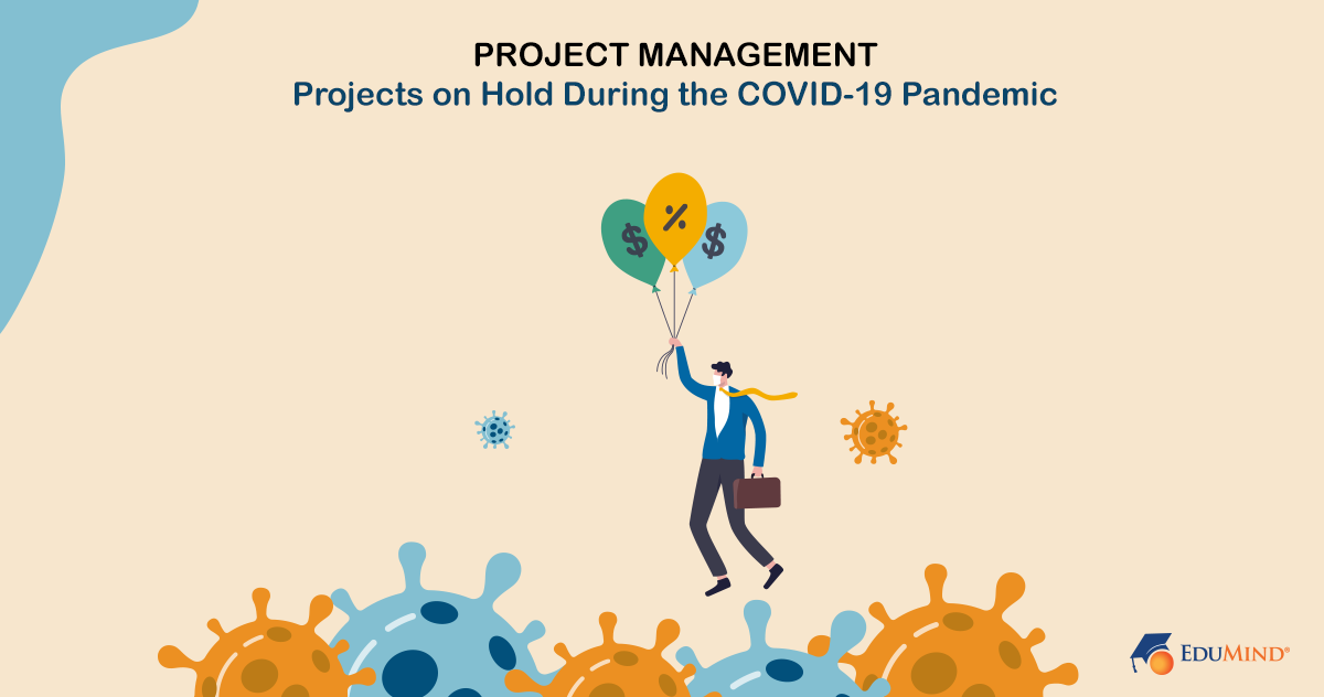 Projects on Hold During the COVID-19 Pandemic