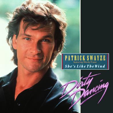 ROMANTIC MOMENTS SONGS: PATRICK SWAYZE - SHE'S LIKE THE ...