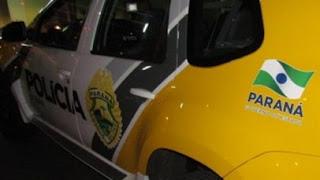 Manoel Ribas: Autores de furto a supermercado enfrentam PM durante abordagem