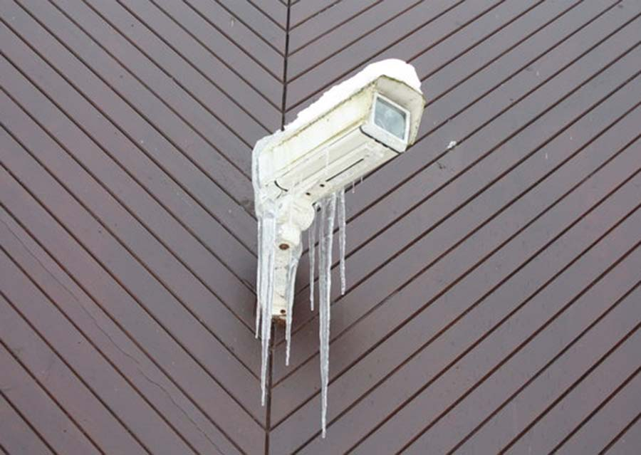 Do Security Cameras Work in Extreme Cold Weather?