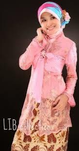 Kebaya Modern Muslim Remaja 2014
