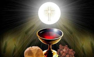 Catholic Mass Reading: Sunday, 14 June 2020 - Most Holy Body And Blood Of Jesus Christ