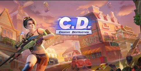 Creative Destruction افضل لعبة قتال للاجهزة الضعيفه تشبه لعبة ببجي