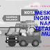 "MESKI HATI INGIN ""YES"", NAMUN TETAP ""NO"" MUDIK - MARI LAWAN COVID-19"