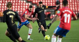 Official: Barcelona to face Granada in Copa del Rey quarterfinals