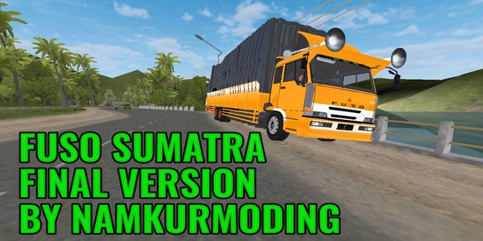 mod fuso sumatra final version namkurmoding