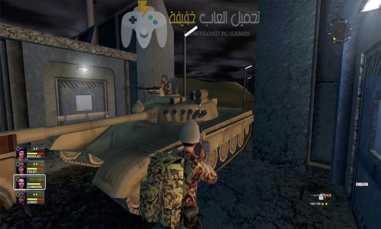 تحميل لعبة عاصفة الصحراء 2 من ميديا فاير