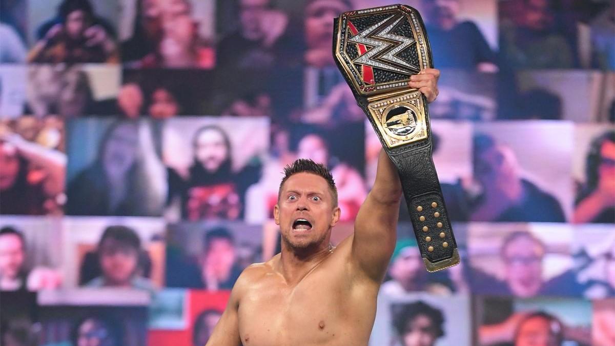 The Miz at WWE Elimination Chamber