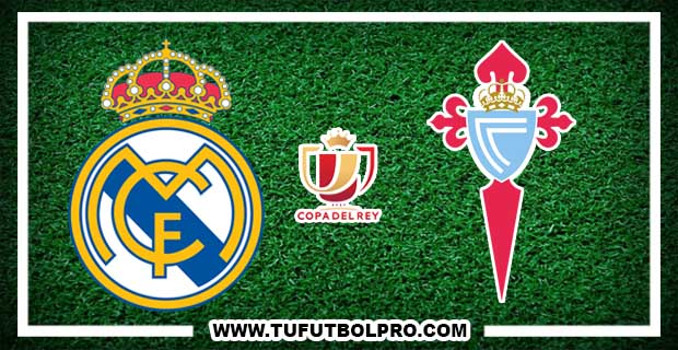 Ver Real Madrid vs Celta de Vigo EN VIVO Por Internet Hoy 18 de Enero 2017