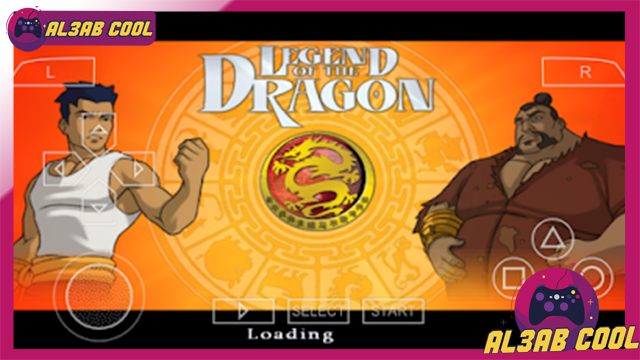 تحميل لعبة Legend Of The Dragon لأجهزة psp لمحاكي ppsspp من الميديا فاير