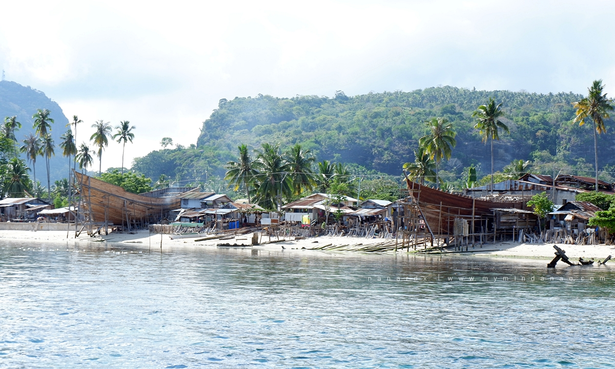 Boat-making in Tawi-Tawi