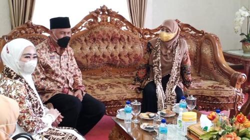Kunjungan Komisi VIII DPR RI, Gubernur Mahyeldi Harapkan Kepastian Penyelenggaraan Ibadah Haji