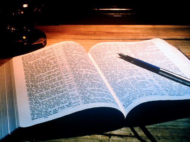 biblia carta de deus