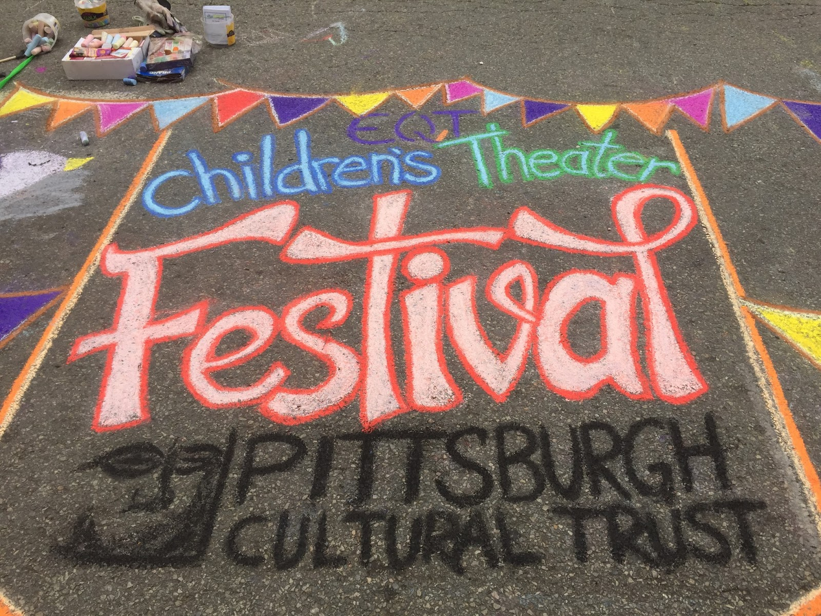 Pgh Momtourage Ticket Giveaway EQT Childrens Theater Festival – How to Make Tickets for an Event Free