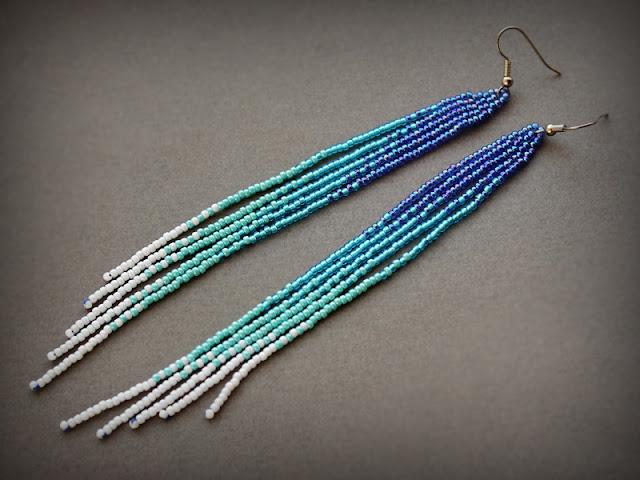 купить женские серьги купить длинные серьги в интернет магазине