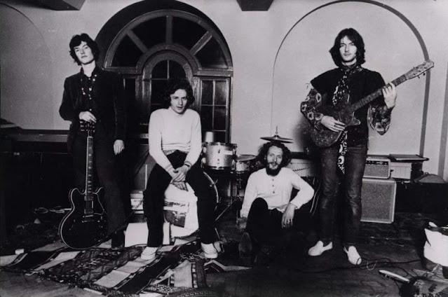 Blind Faith 1969