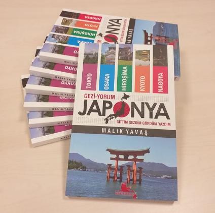 Gezi-Yorum Japonya, Malik Yavaş