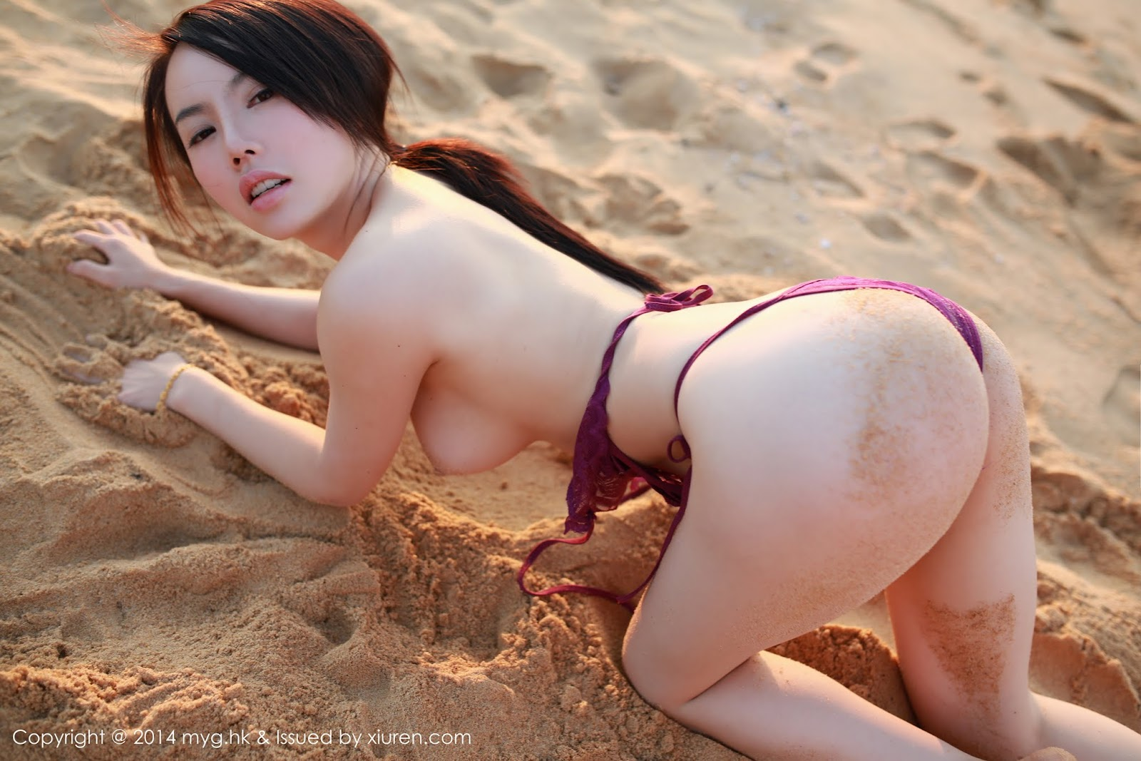 0032 - Hot Photo Model MYGIRL VOL.31