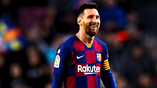 Lionel Messi 'intends to stay at Barcelona'