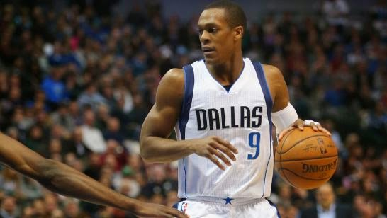 Rajon Rondo suffers two facial fractures on  NBA game