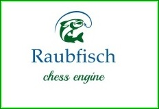 JCER (Jurek Chess Engines Rating) tournaments - Page 5 Raubfisch.logo