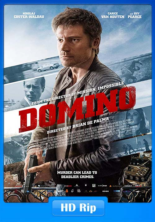 Domino 2019 HDRip x264 | 480p 300MB | 100MB HEVC